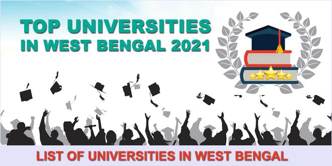 top-universities-in-west-bengal-2021