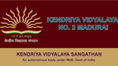 kendriya-vidyalaya-no-2-madurai-thirupparankundram