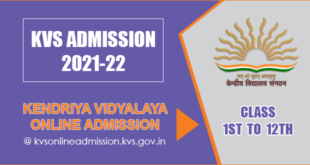kvs-admission-2021-22