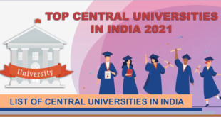 top-central-universities-in-india-2021