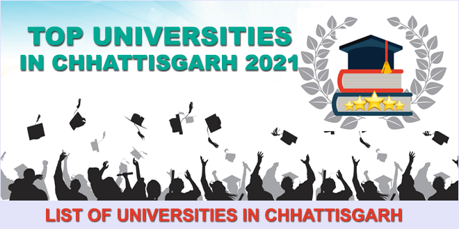 top-universities-in-chhattisgarh-2021