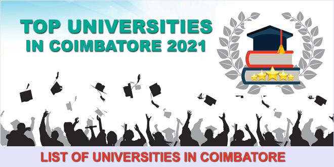 top-universities-in-coimbatore-2021
