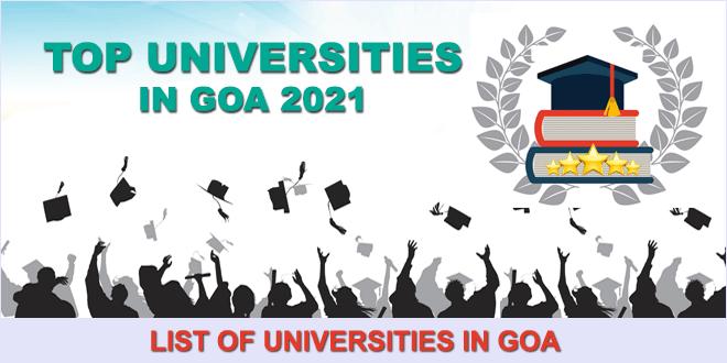 top-universities-in-goa-2021