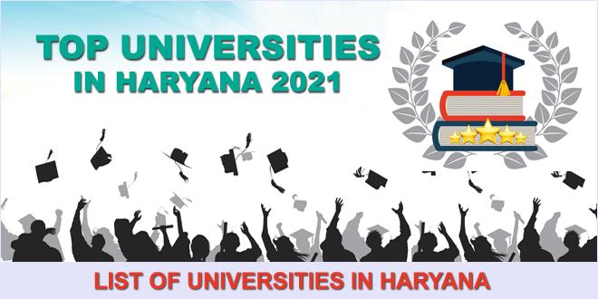 top-universities-in-haryana-2021