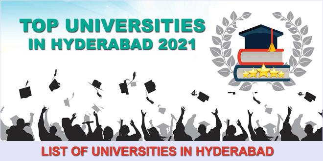 top-universities-in-hyderabad-2021