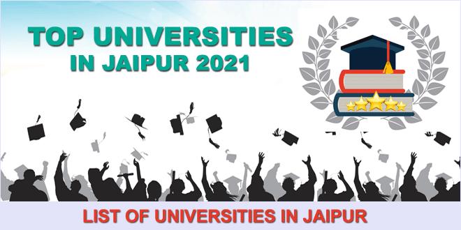 top-universities-in-jaipur-2021
