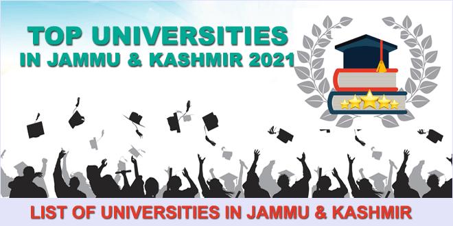 top-universities-in-jammu-and-kashmir-2021