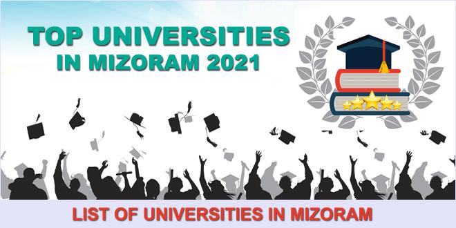 top-universities-in-mizoram-2021