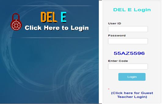 edudel-del-e-login-portal-at-edudel.nic.in