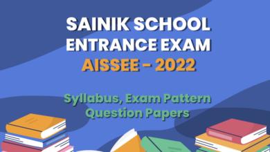 sainik-school-entrance-exam-syllabus-2022-for-class-6-and-9