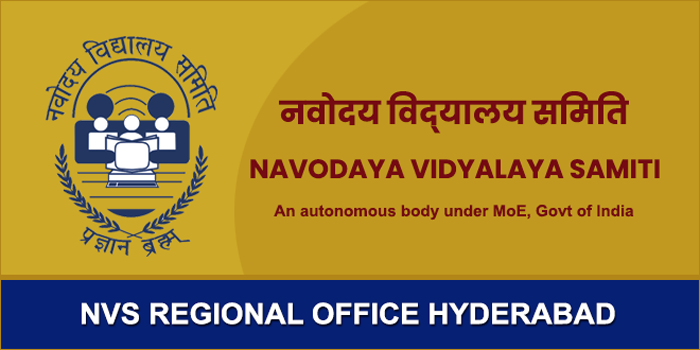 nvs-regional-office-hyderabad
