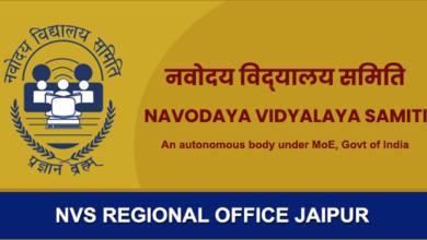 nvs-regional-office-jaipur